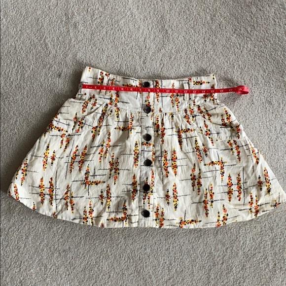Free People Mini Skirt size L